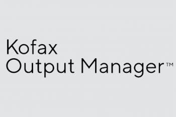 kofax-output-manager